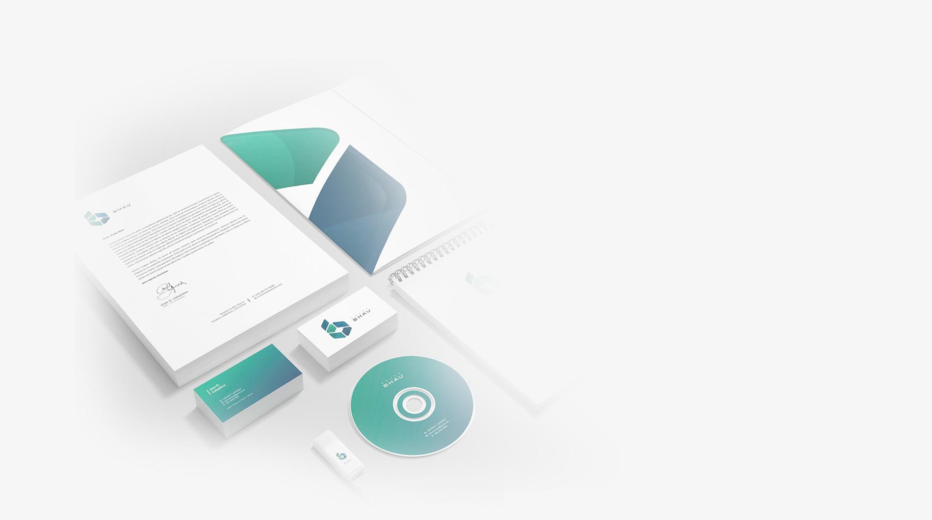 Brand Design -  fond